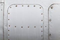 Cabine d'aéronefs photographiée Photographie stock libre de droits