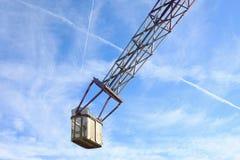 Cabine da roda de Ferris Fotografia de Stock Royalty Free