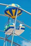 Cabine da roda de Ferris Fotos de Stock Royalty Free