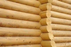 Cabine de log dans Chaudiere Appalaches photo stock