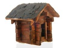 Cabine de madeira Imagem de Stock