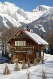 Cabine de madeira Imagens de Stock
