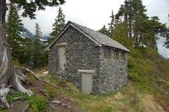 Cabine de pedra Foto de Stock
