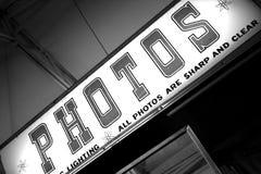 Cabine de photo Photo libre de droits