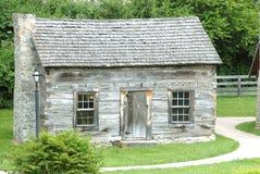 Cabine de registro histórica 1770 Imagem de Stock