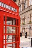 Cabine de telefone Imagem de Stock Royalty Free