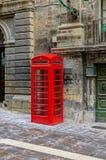 Cabine de telefone Imagens de Stock Royalty Free