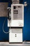 Cabine de telefone de Tailândia fotos de stock royalty free