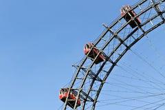 Cabine della rotella di Ferris Immagini Stock Libere da Diritti