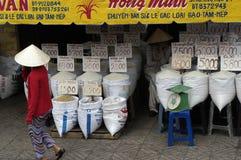 A cabine do arroz Imagens de Stock Royalty Free
