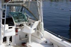 Cabine do barco foto de stock