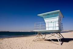 Cabine do Lifeguard Imagens de Stock