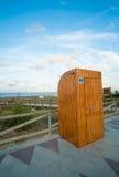 Cabine do toalete Fotografia de Stock Royalty Free