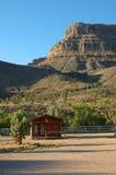 Cabine en Plateau Royalty-vrije Stock Foto