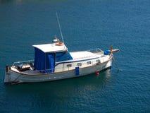 Cabine łodzi target639_0_ Fotografia Royalty Free