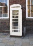 Cabine téléphonique Photos stock