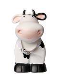 Cabine téléphonique de vache Photo libre de droits