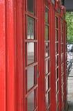 Cabine telefoniche K6 Immagine Stock Libera da Diritti