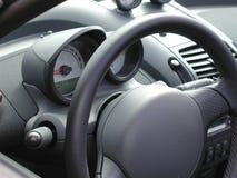 Cabine van auto Stock Fotografie
