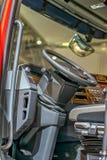 Cabine van een vrachtwagen Royalty-vrije Stock Fotografie