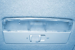 Cabinelicht binnen van het voertuig Royalty-vrije Stock Afbeelding