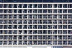 Cabines em um navio de cruzeiros Fotos de Stock Royalty Free