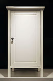 Cabinet. A cabinet in the black background royalty free stock images