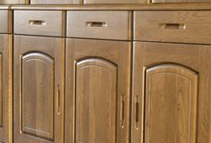 Cabinet Royalty Free Stock Image