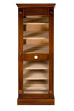Cabinet for cigar storage Stock Image