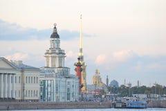Cabinet of curiosities in St.Petersburg. Royalty Free Stock Photos