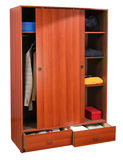Cabinet. D'isolement image stock
