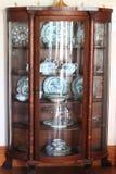 Cabinet de Chine antique Images stock
