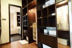 Cabinet de plain-pied Photo stock