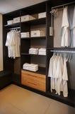 Cabinet de robe Photos libres de droits