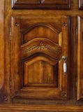 Cabinet door Royalty Free Stock Image