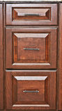 Cabinet drawers royalty free stock photography
