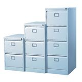 Cabinet files Stock Image