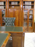 Cabinet library Stock Photos