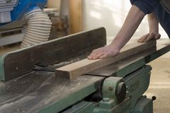 Cabinet maker Stock Photos