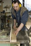 Cabinet maker Royalty Free Stock Photo