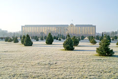 Cabinet of Ministers of the Republic of Uzbekistan Royalty Free Stock Image