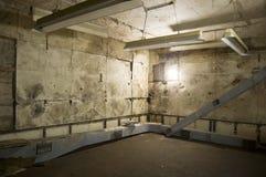 Cabinet Room, Paddock Bunker Stock Photo
