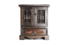 Cabinet wood Stock Image