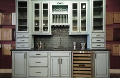Cabinetry Royalty Free Stock Image