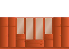 Cabinets Royalty Free Stock Photography