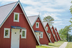 Cabins Stock Images