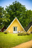 Cabins Royalty Free Stock Photography