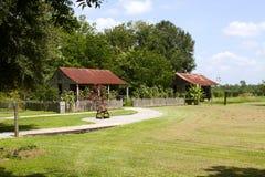 Cabins slave photo libre de droits