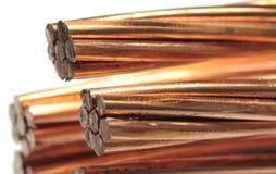 Cable électrique Images stock