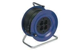 Cable électrique photographie stock